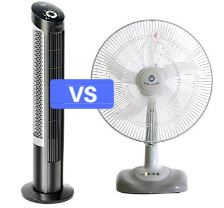 Tower Fan Vs Normal Fan
