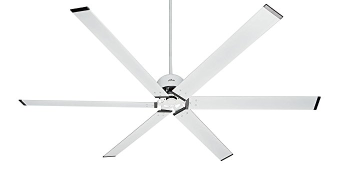 Hunter-59132-Industrial-96-Ceiling-Fan-with-6-Aluminum-Blades,-White